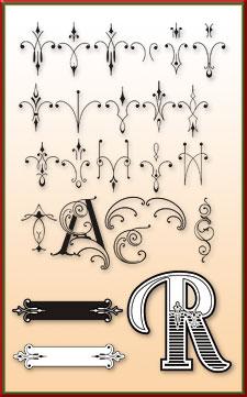 Art Deco design elements