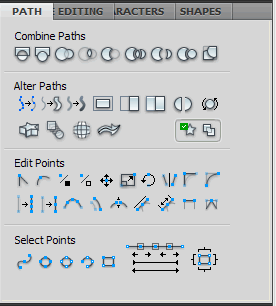 Improved vector editing tools