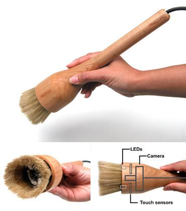 I/O Brush