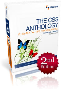 CSS Anthology Book