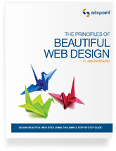 Thr Principles of Beautiful Web Design