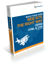 Product shot: Build Your Own Web Site The Right Way Using HTML & CSS