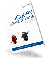 jQuery: Novice to Ninja Image