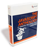 The JavaScript Anthology cover shot