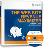 The Web Site  Revenue Maximizer