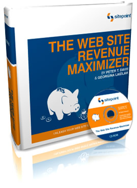 The Web Site  Revenue Maximizer