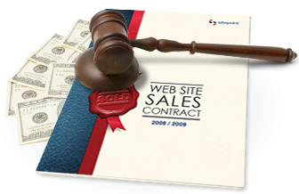 The Deluxe Web Site Sales Contract