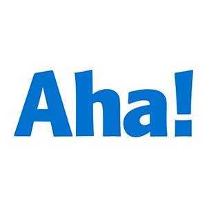 Aha!-logo