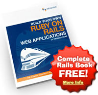 Free Ruby on Rails book