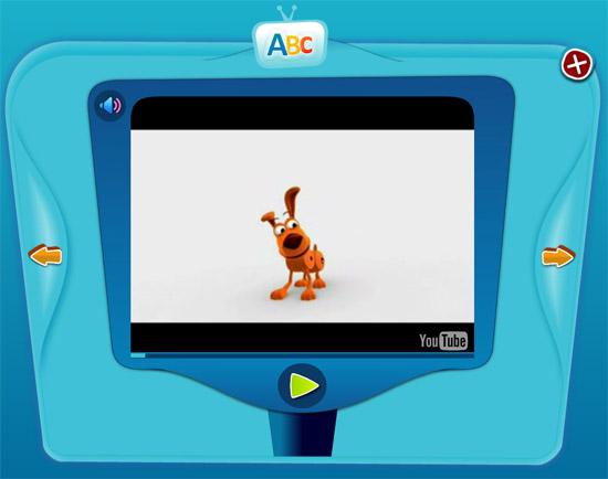 Teaching via cool video friends like Dancing Dog