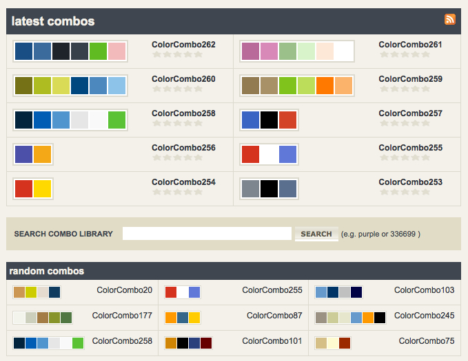 21 stimulating color palette tools for designers sitepoint color palette generator ccuart Image collections