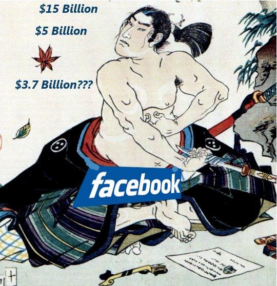 Facebook choices narrow