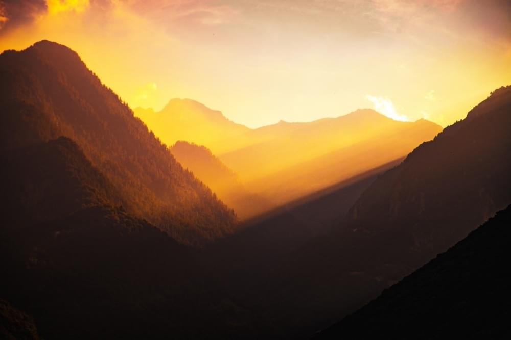 Mountain stock image from SplitShare