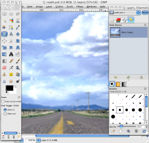 Open Source Image Editors     for Designers? — SitePoint
