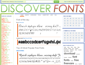 discoverfonts