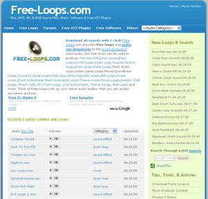 free-loops