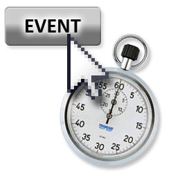 JavaScript event latancy