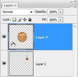 Selecting Contents Of A Layer