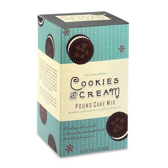 William Sonoma Cookies And Cream Cake Mix