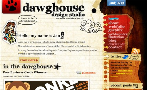 Sketchy Design Style Still Going Strong: 10 Examples — SitePoint