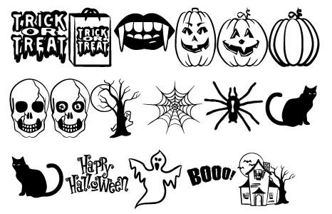 HalloweenVectors