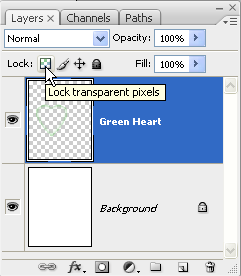 how to get transparent background in photoshop