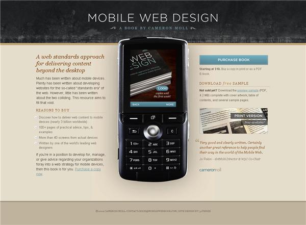 MobileWebBook