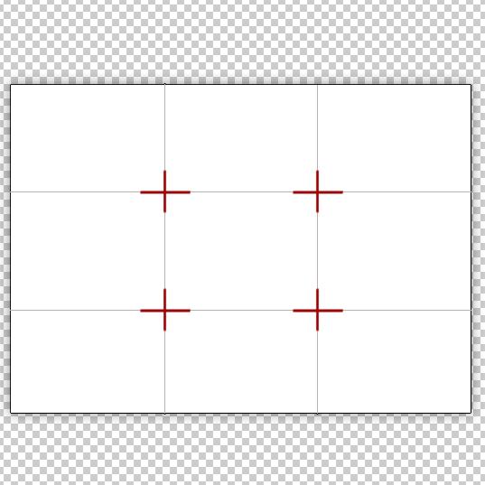 pdf into photshop has grids