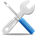 Clip art of tools originally sourced from the Wikimedia Commons.
