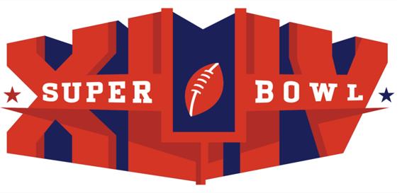 Super Bowl 45 Logo Super Bowl XLV Logo Un...