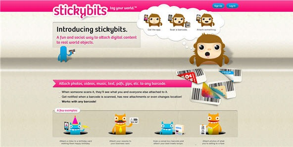 stickybits