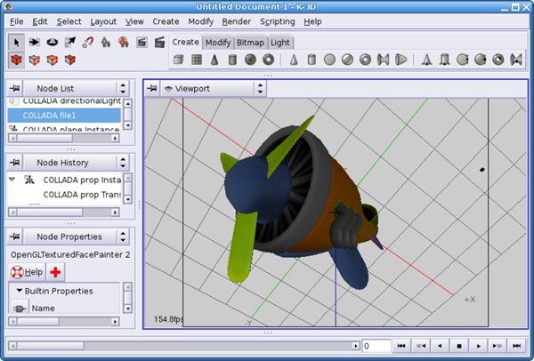 Eight 3d Modeling Graphics Applications Available For