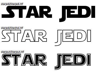 Happy Star Wars Day & How To Make A Star Wars Text Effect In ...