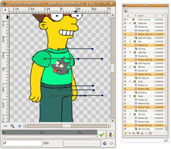 Make your own creative suite with free open source Free 2d software