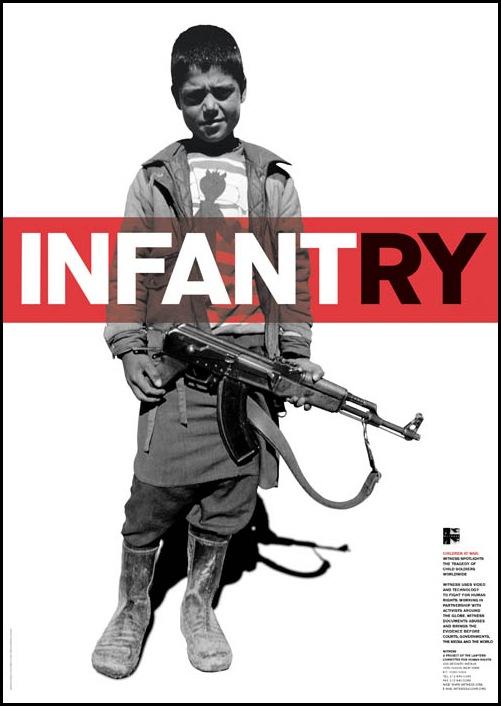 infantry-poster