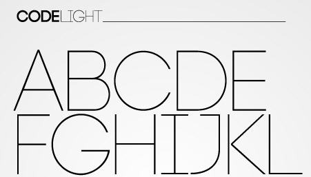 8 Free Stylish Fonts From Typographers On Behance — SitePoint