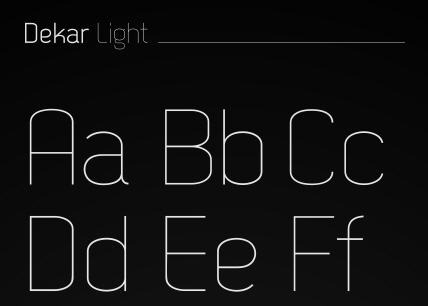 8 free stylish fonts from typographers on behance sitepoint