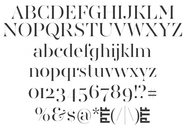 Five Beautiful Free Fonts From Conqueror Paper — SitePoint