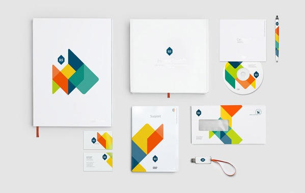 graphic design by hey days - Graphic Design Portfolio Ideas