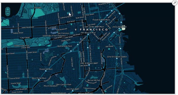 Create Free Customized Maps For Your Sites With Polymaps