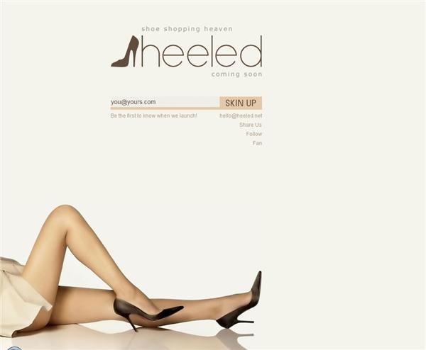 heeled