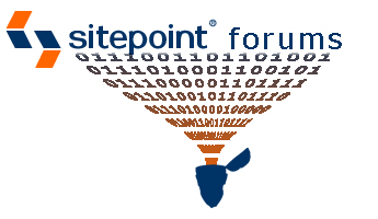SitePoint forums