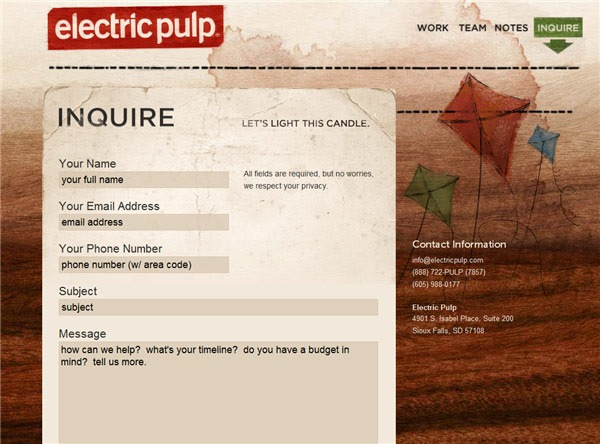 ElectricPulp