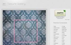 Sampling a wallpaper texture from Lost & Taken