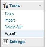 export link
