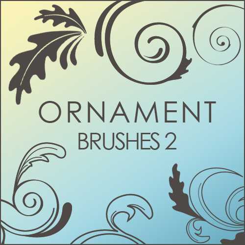 Fantastic swirls and curls brushes for illustrator