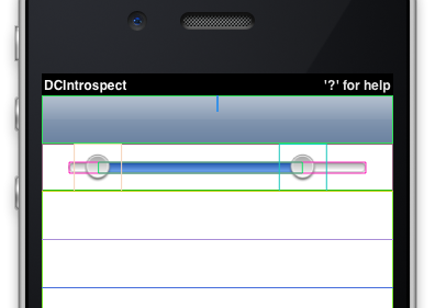 iOS Range Slider Part Two Figure 3