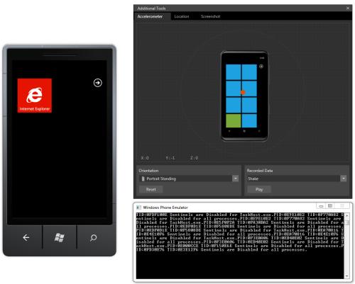 Windows Phone Mango Figure 4