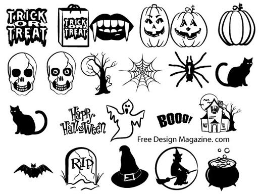 free vector halloween clipart - photo #26