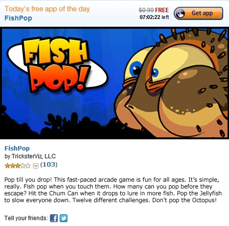 Amazon Free App of the Day
